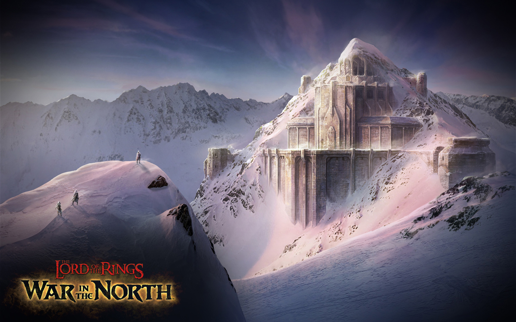 The Lord of the Rings: War in the North Wallpaper in 1680x1050