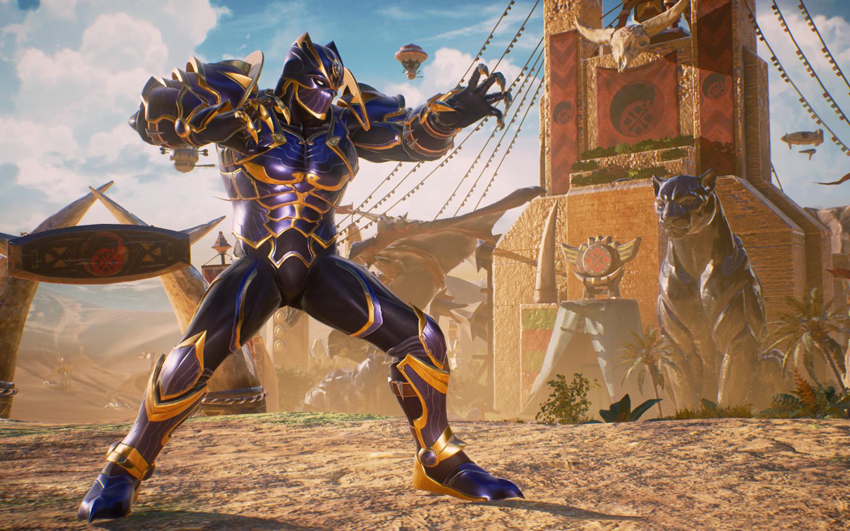 Marvel vs. Capcom: Infinite Wallpaper in 1680x1050