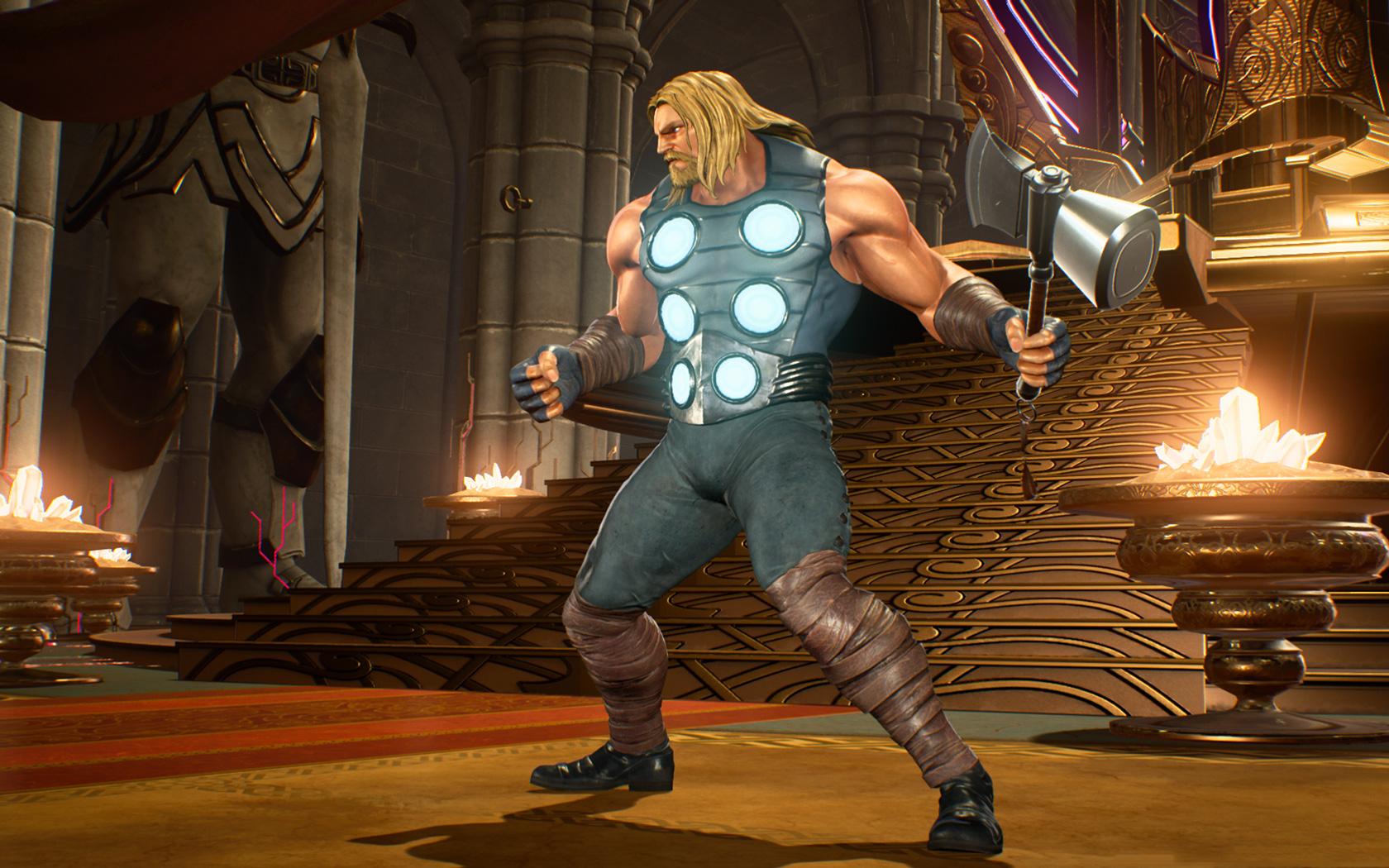 Free Marvel vs. Capcom: Infinite Wallpaper in 1680x1050