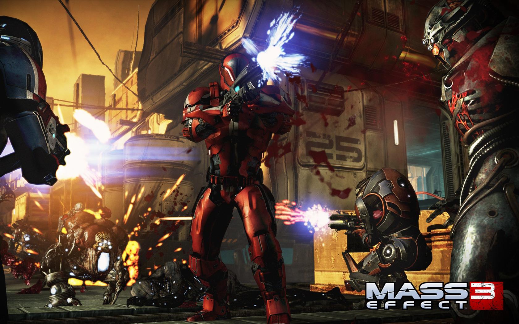Free Mass Effect 3 Wallpaper in 1680x1050