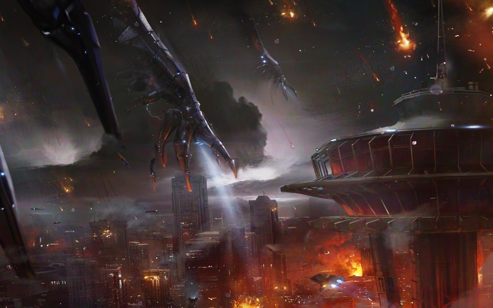 Mass Effect 3 Wallpaper in 1680x1050