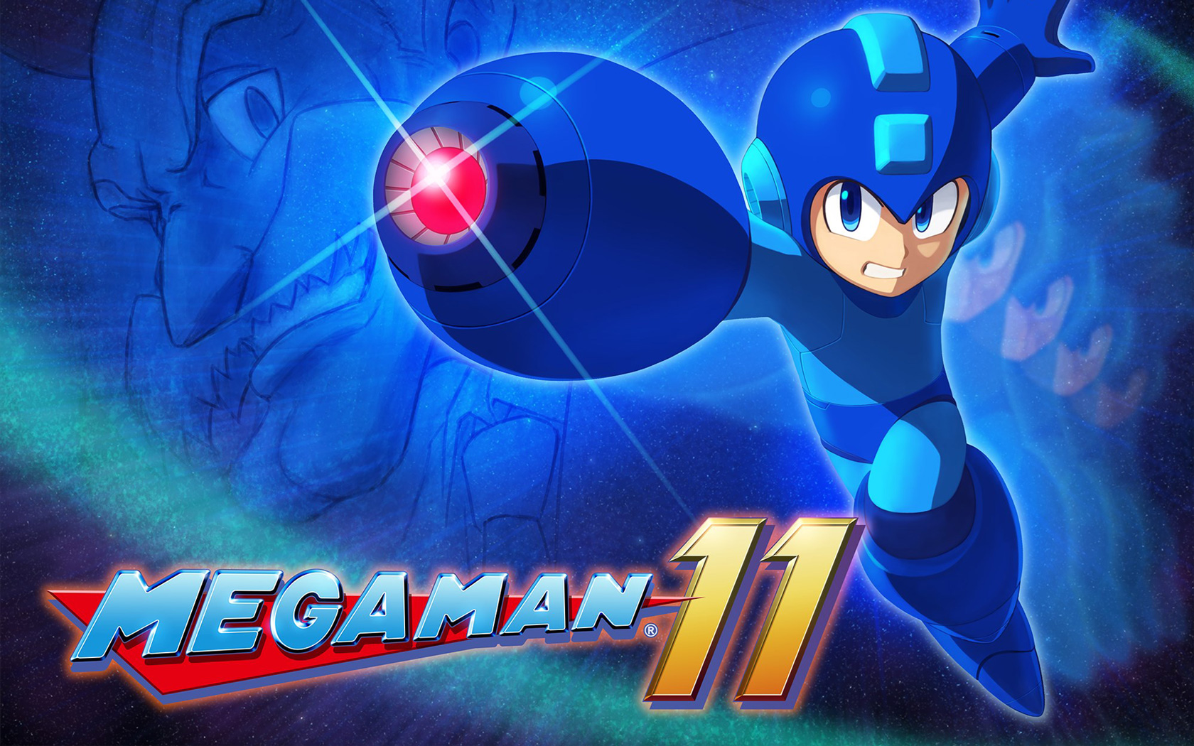 Mega Man 11 Wallpaper in 1680x1050