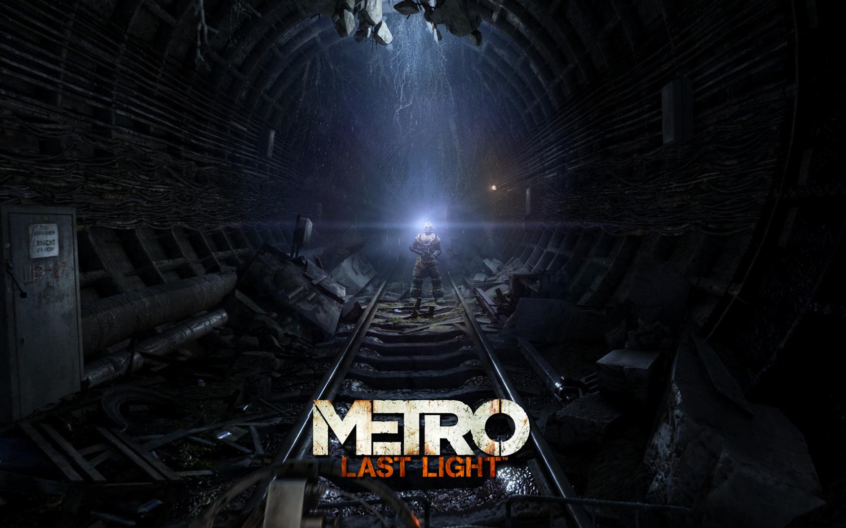 Free Metro: Last Light Wallpaper in 1680x1050