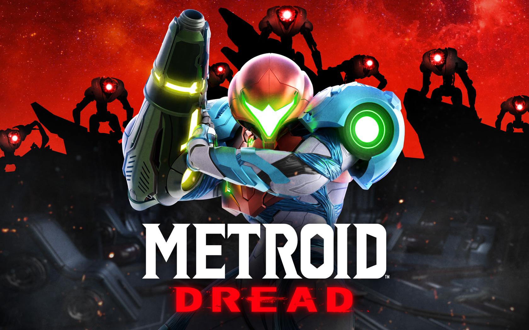 Free Metroid Dread Wallpaper in 1680x1050
