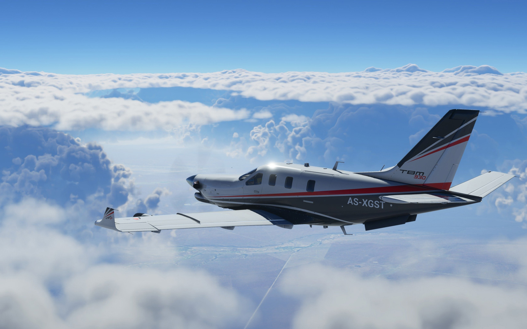 Microsoft Flight Simulator (2020) Wallpaper in 1680x1050