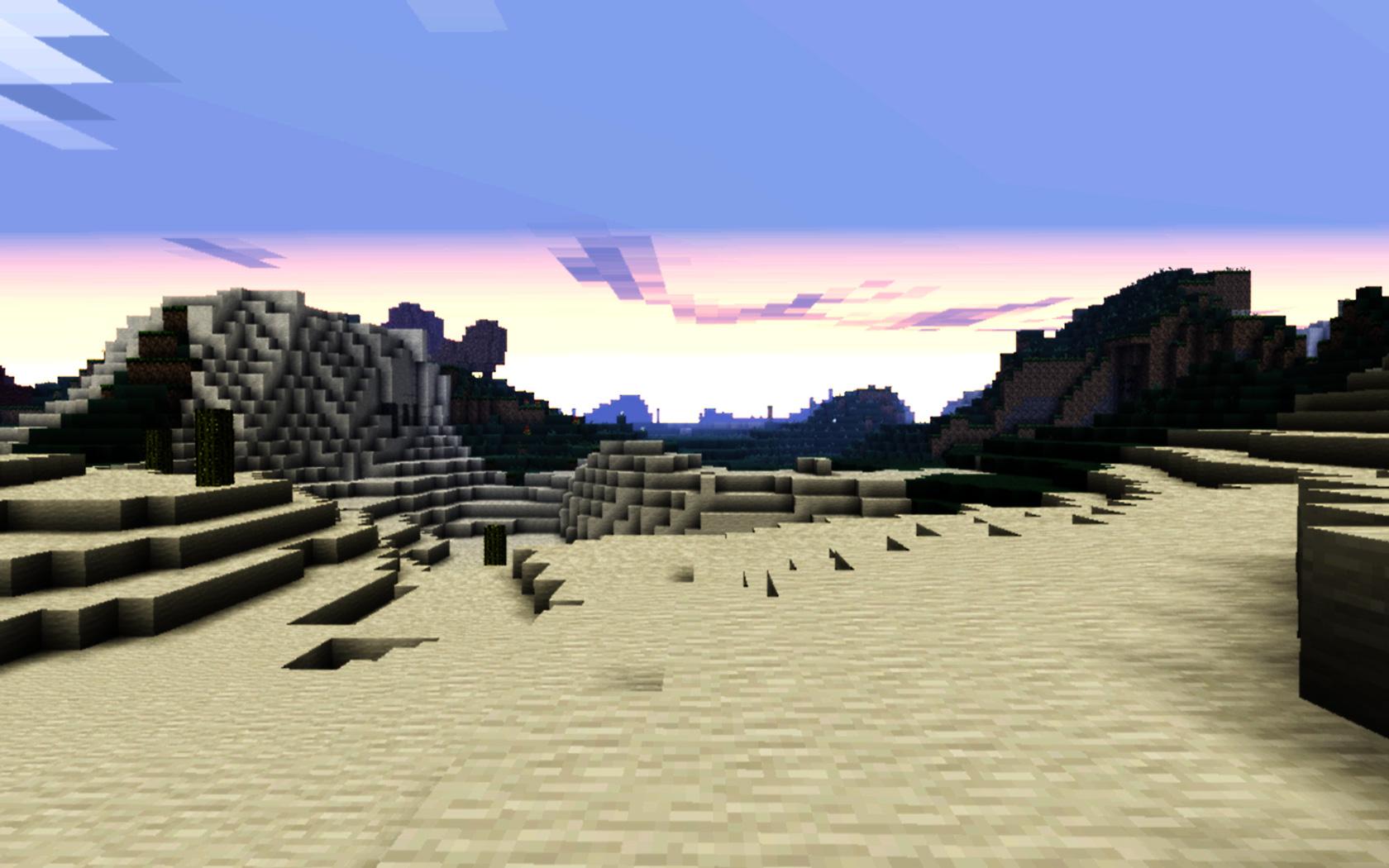 Minecraft Wallpaper in 1680x1050