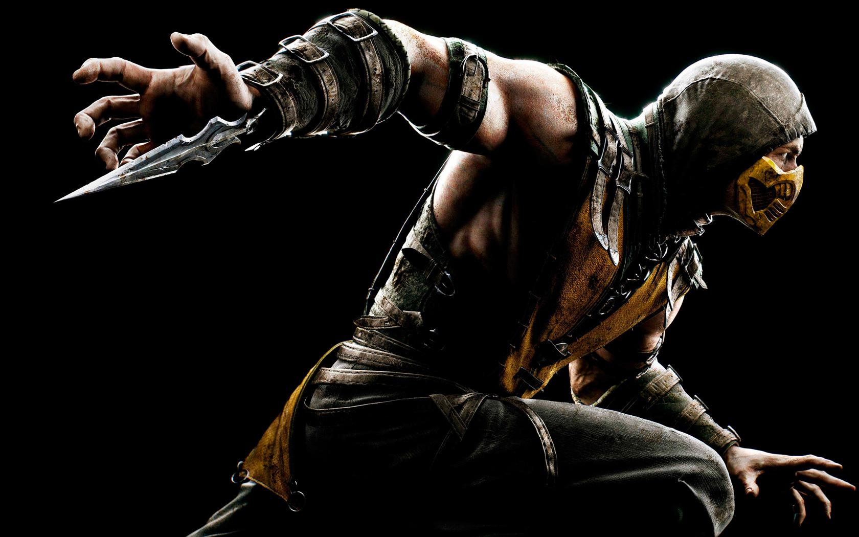 Free Mortal Kombat X Wallpaper in 1680x1050