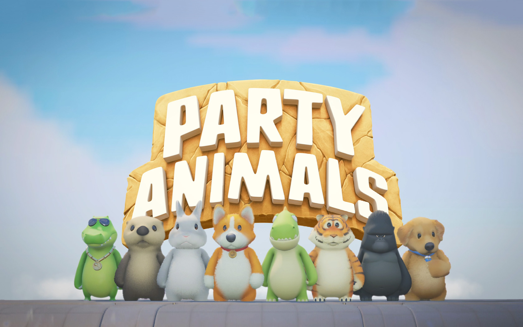 Free Party Animals Wallpaper in 1680x1050