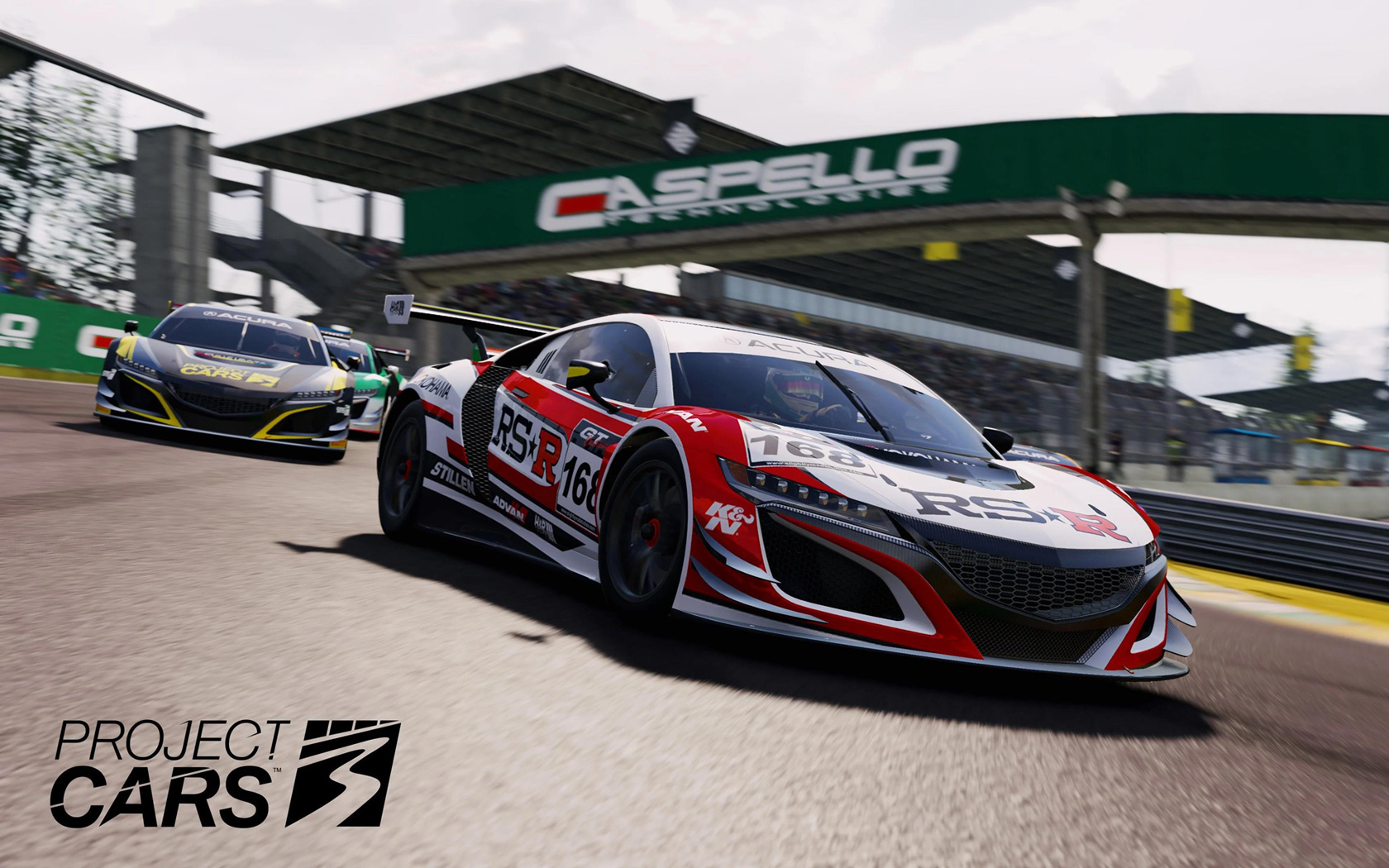 Free Project Cars 3 Wallpaper in 1680x1050