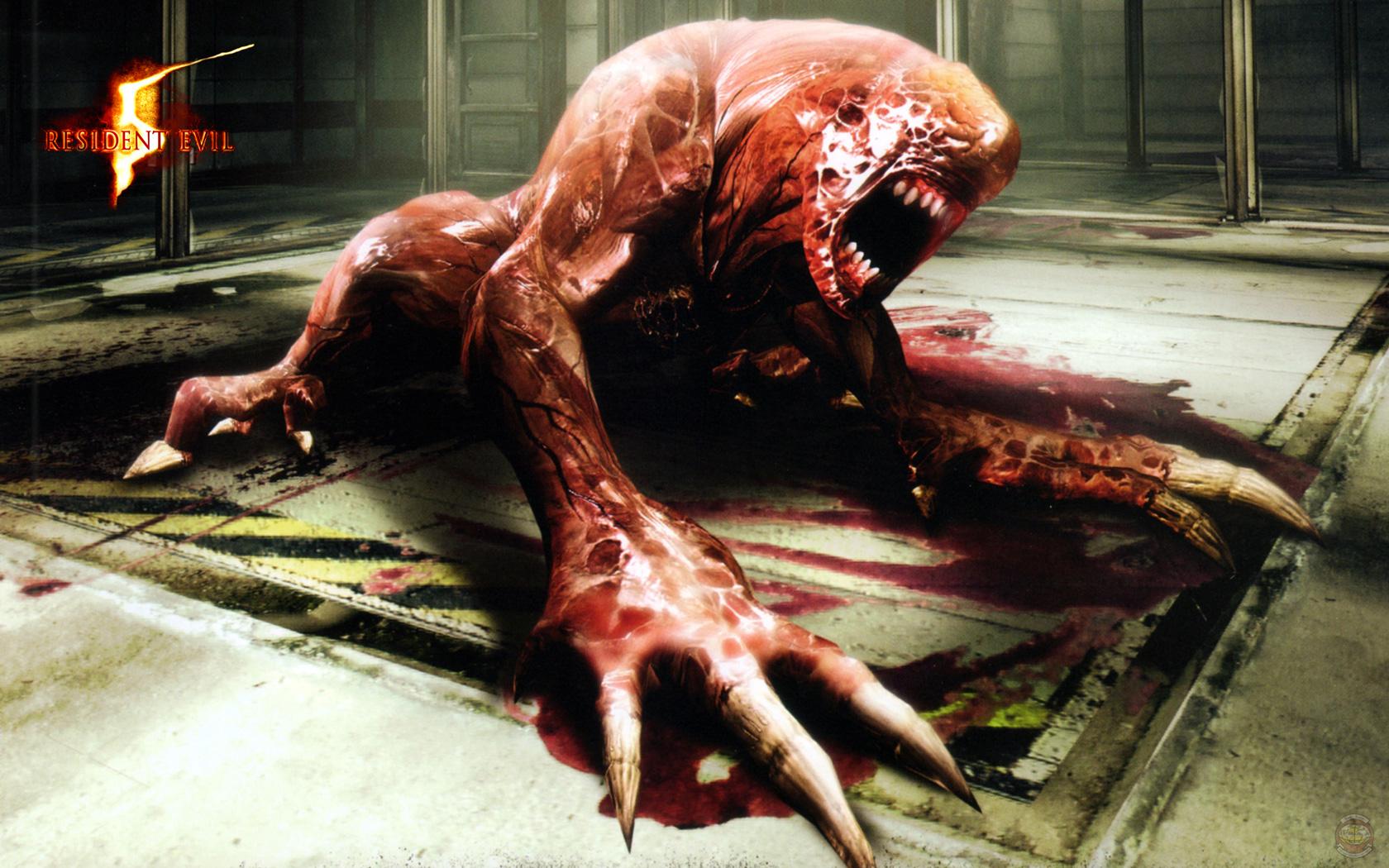Resident Evil 5 Wallpaper in 1680x1050