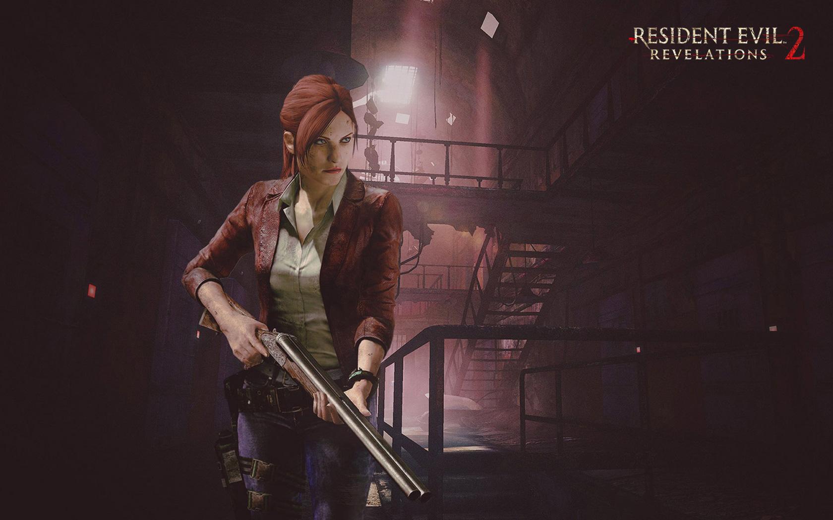 Free Resident Evil: Revelations 2 Wallpaper in 1680x1050