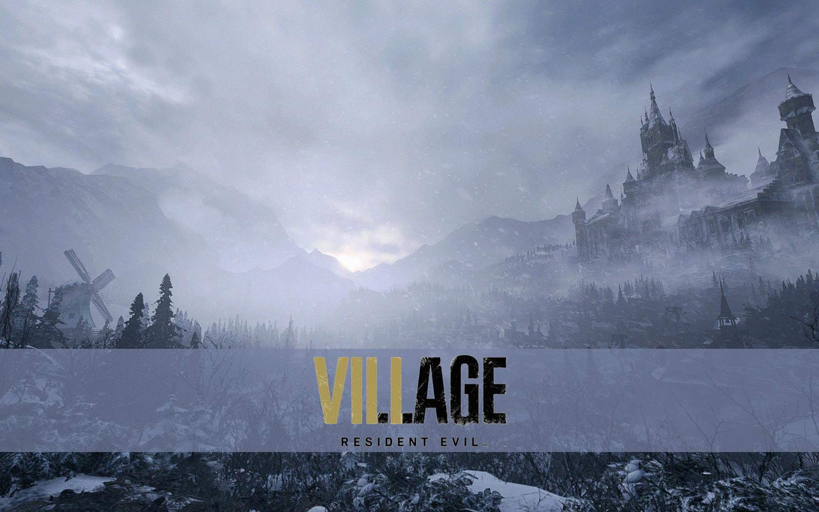 Free Resident Evil Village Wallpaper in 1680x1050