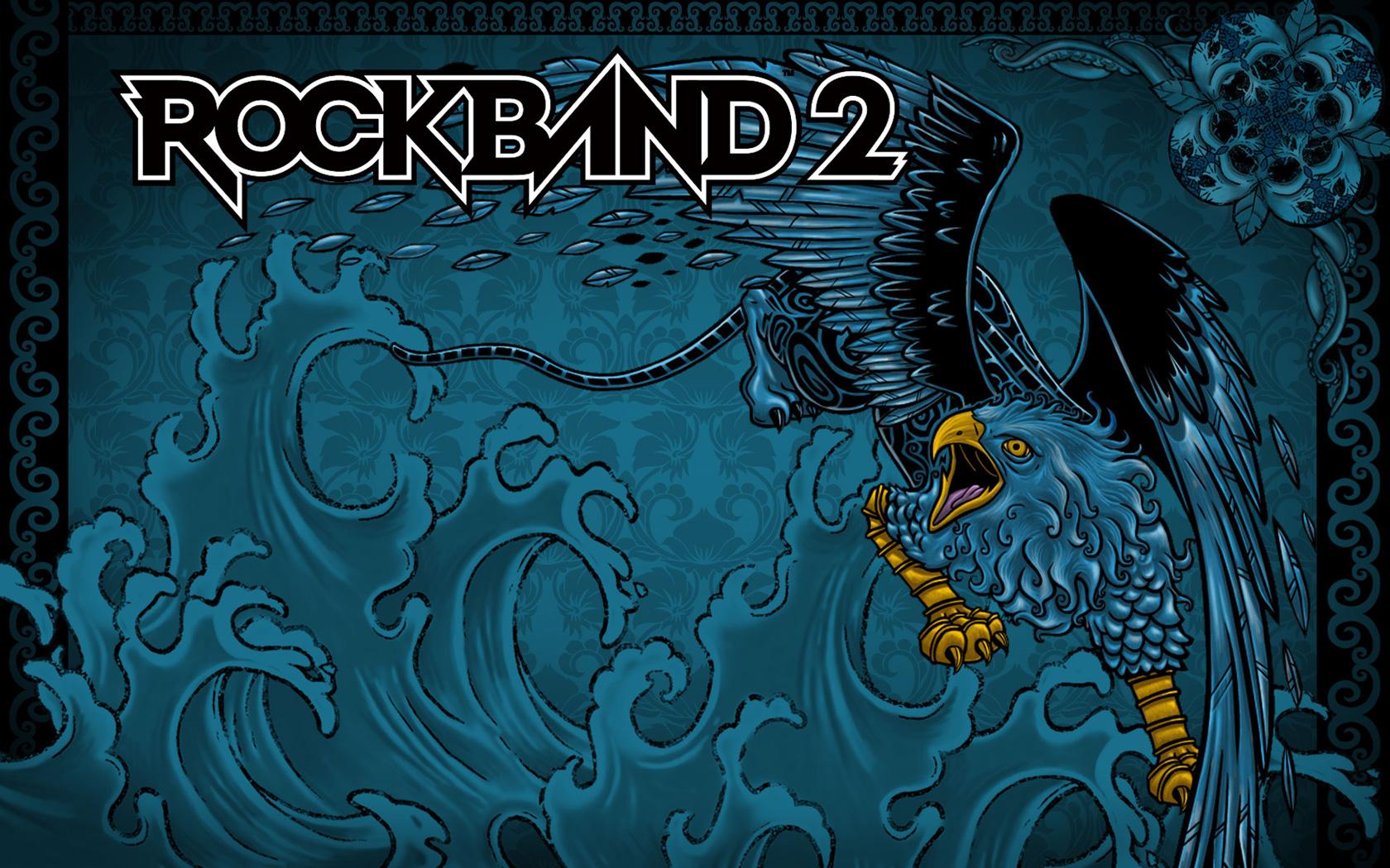 Rock Band 2 Wallpaper in 1680x1050