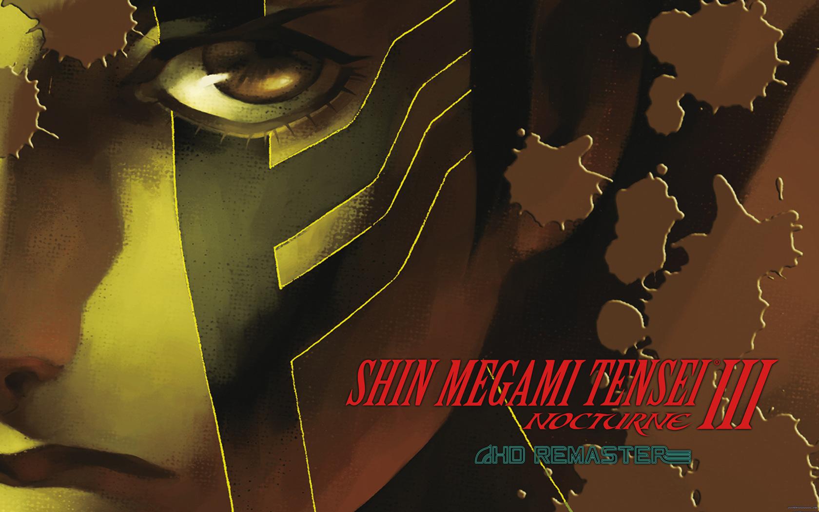 Free Shin Megami Tensei III: Nocturne Wallpaper in 1680x1050