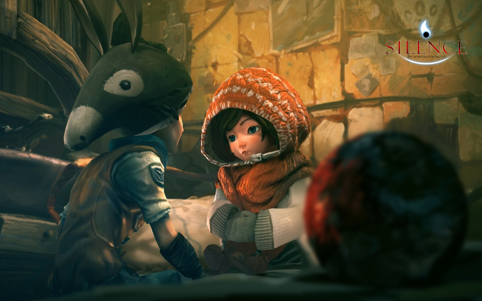Free Silence: The Whispered World 2 Wallpaper in 1680x1050