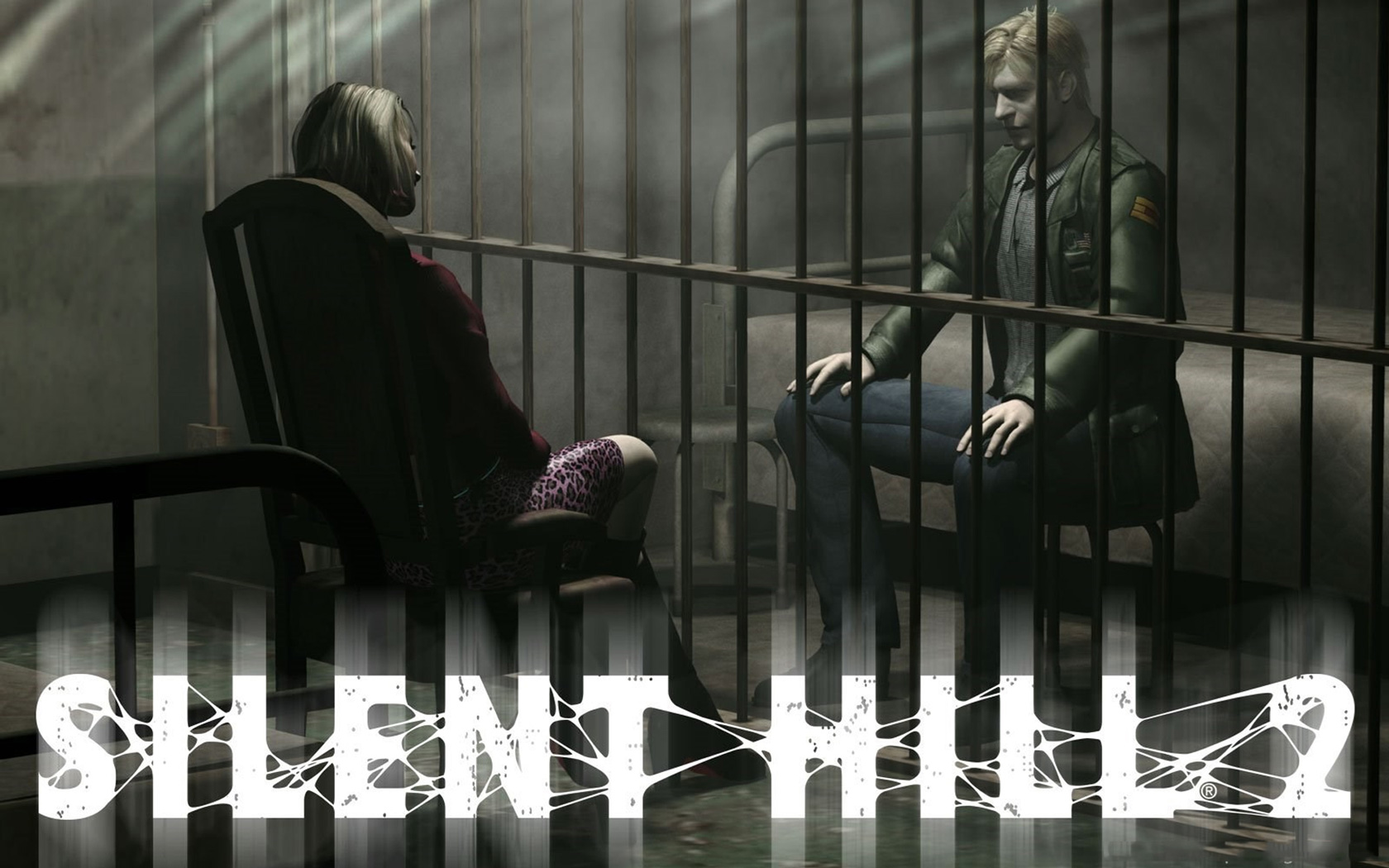 Free Silent Hill 2 Wallpaper in 1680x1050