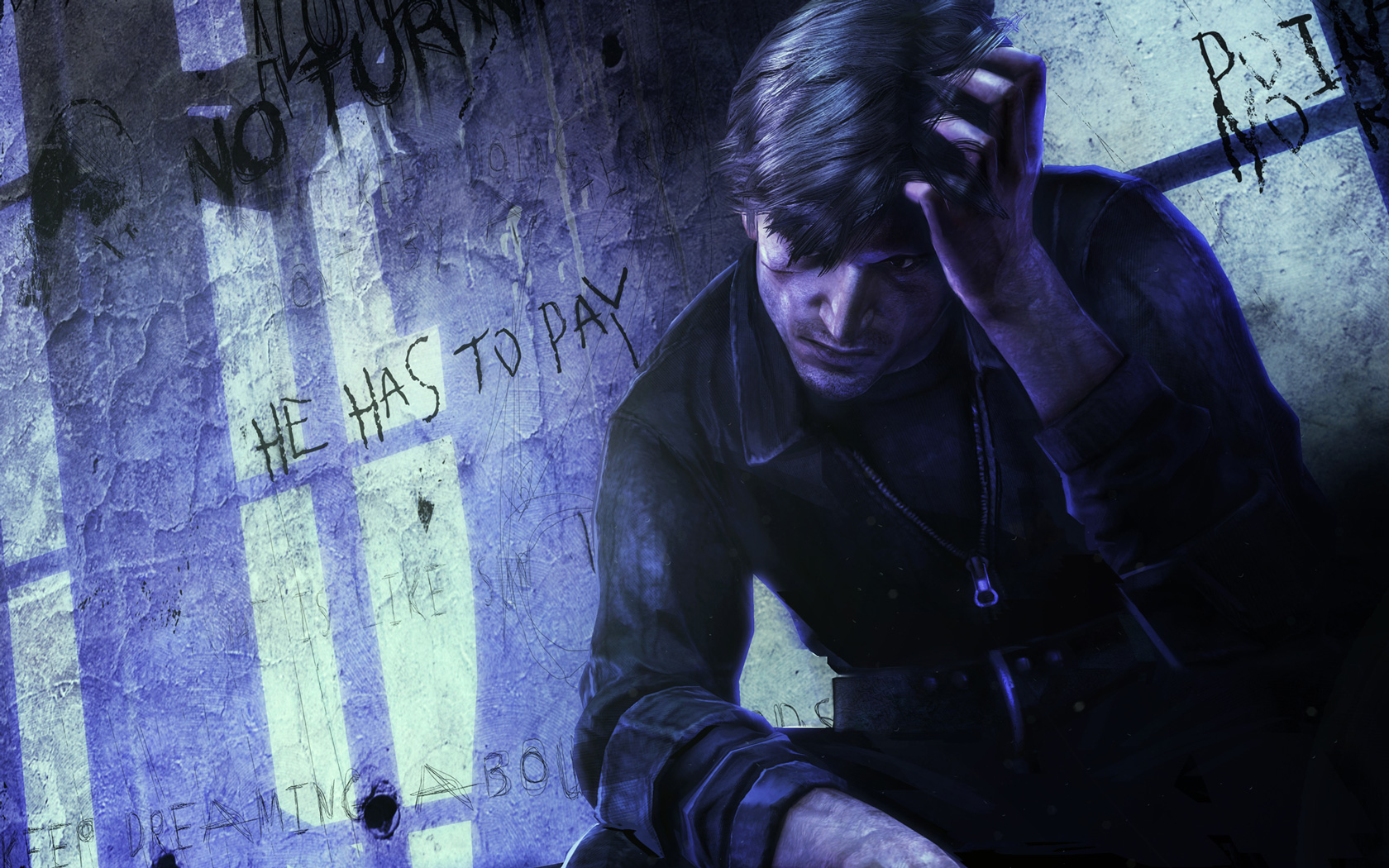 Silent Hill: Downpour Wallpaper in 1680x1050