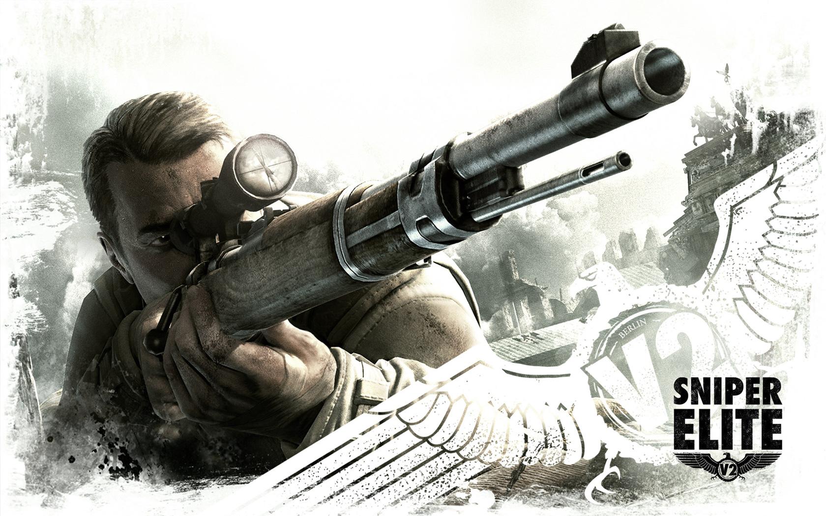Free Sniper Elite V2 Wallpaper in 1680x1050