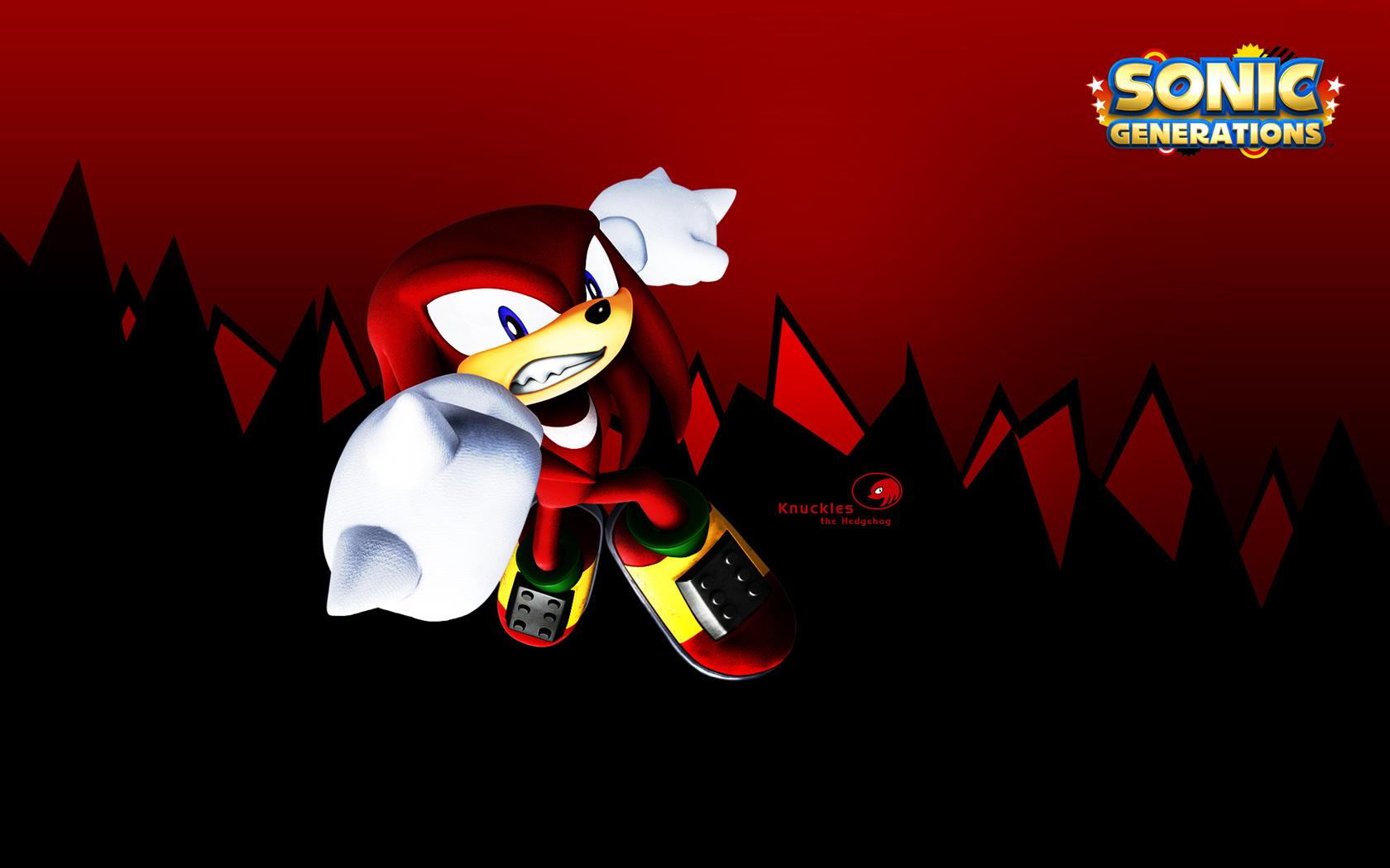 Free Sonic Generations Wallpaper in 1680x1050