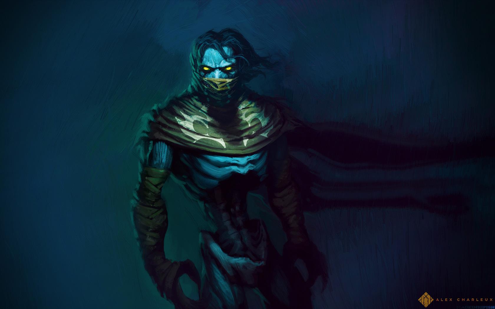 Free Legacy of Kain: Soul Reaver Wallpaper in 1680x1050