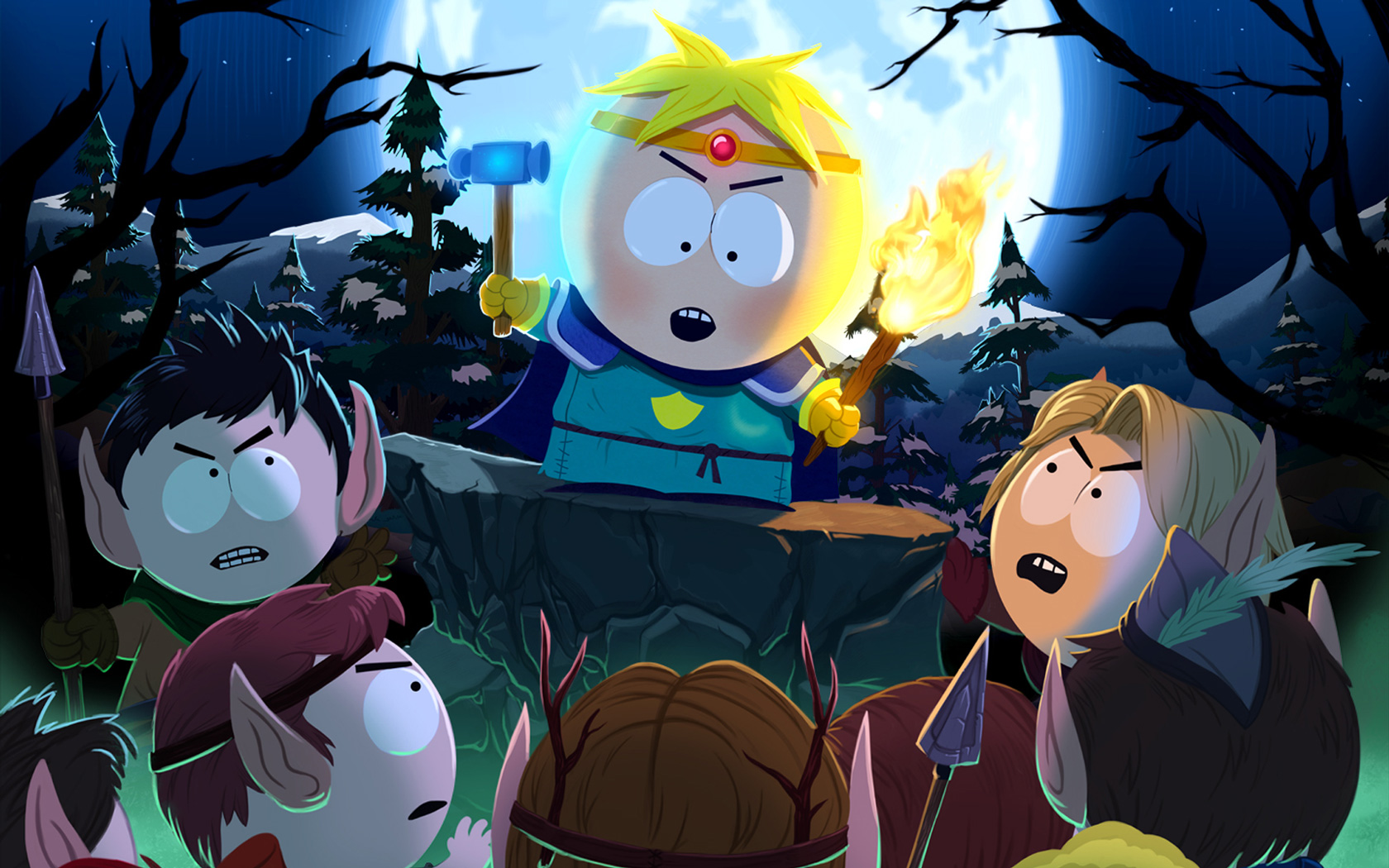 South Park: The Stick of Truth Wallpaper in 1680x1050