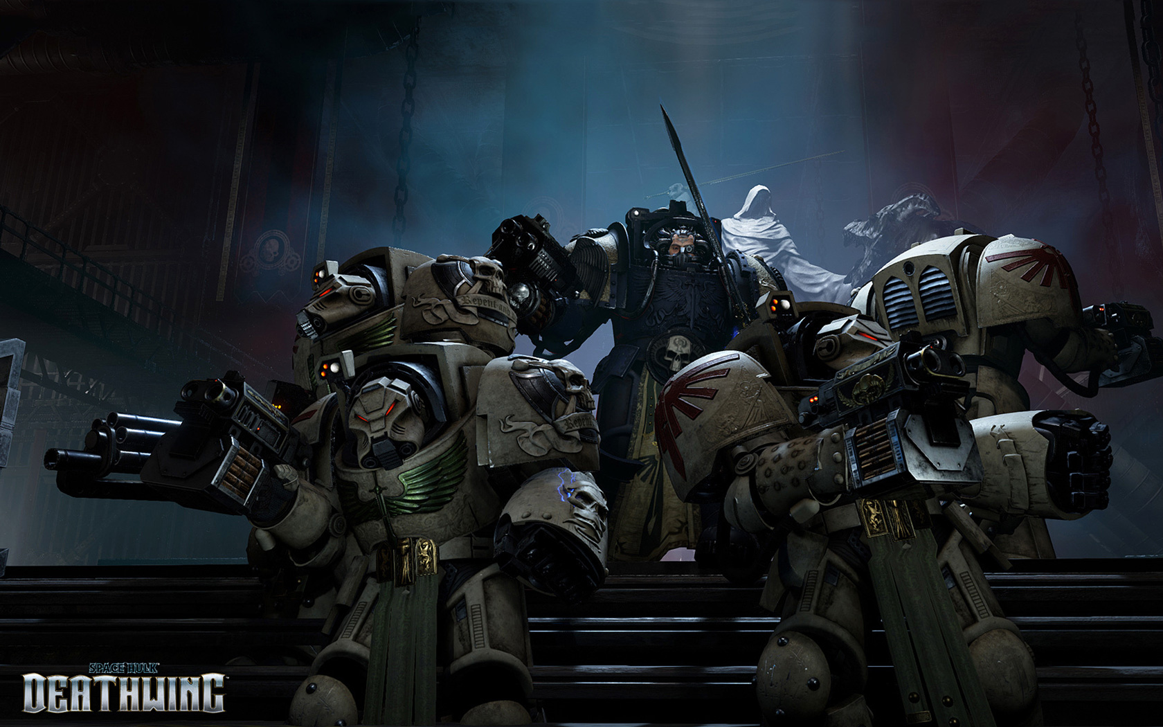 Free Space Hulk: Deathwing Wallpaper in 1680x1050