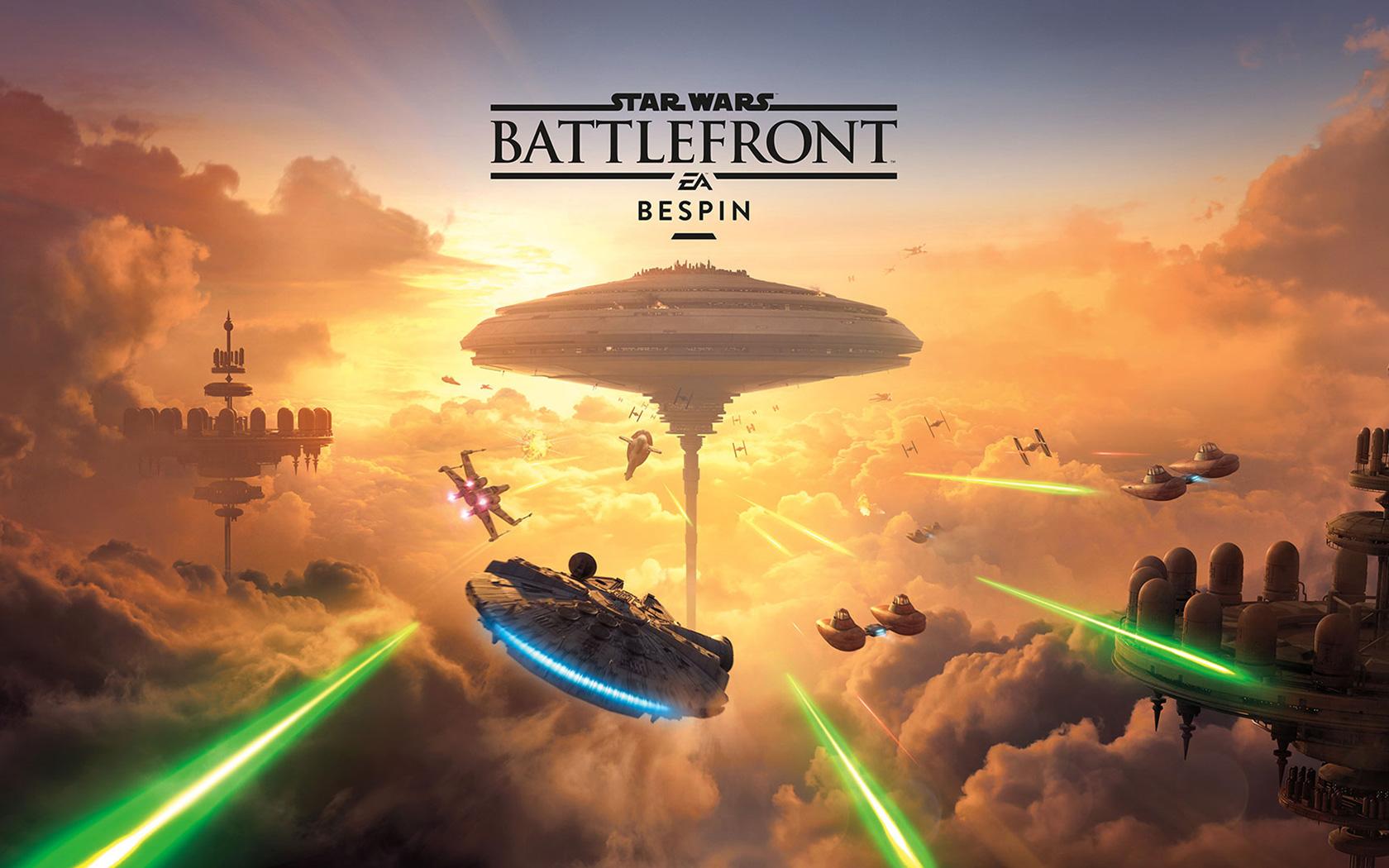 Free Star Wars: Battlefront Wallpaper in 1680x1050