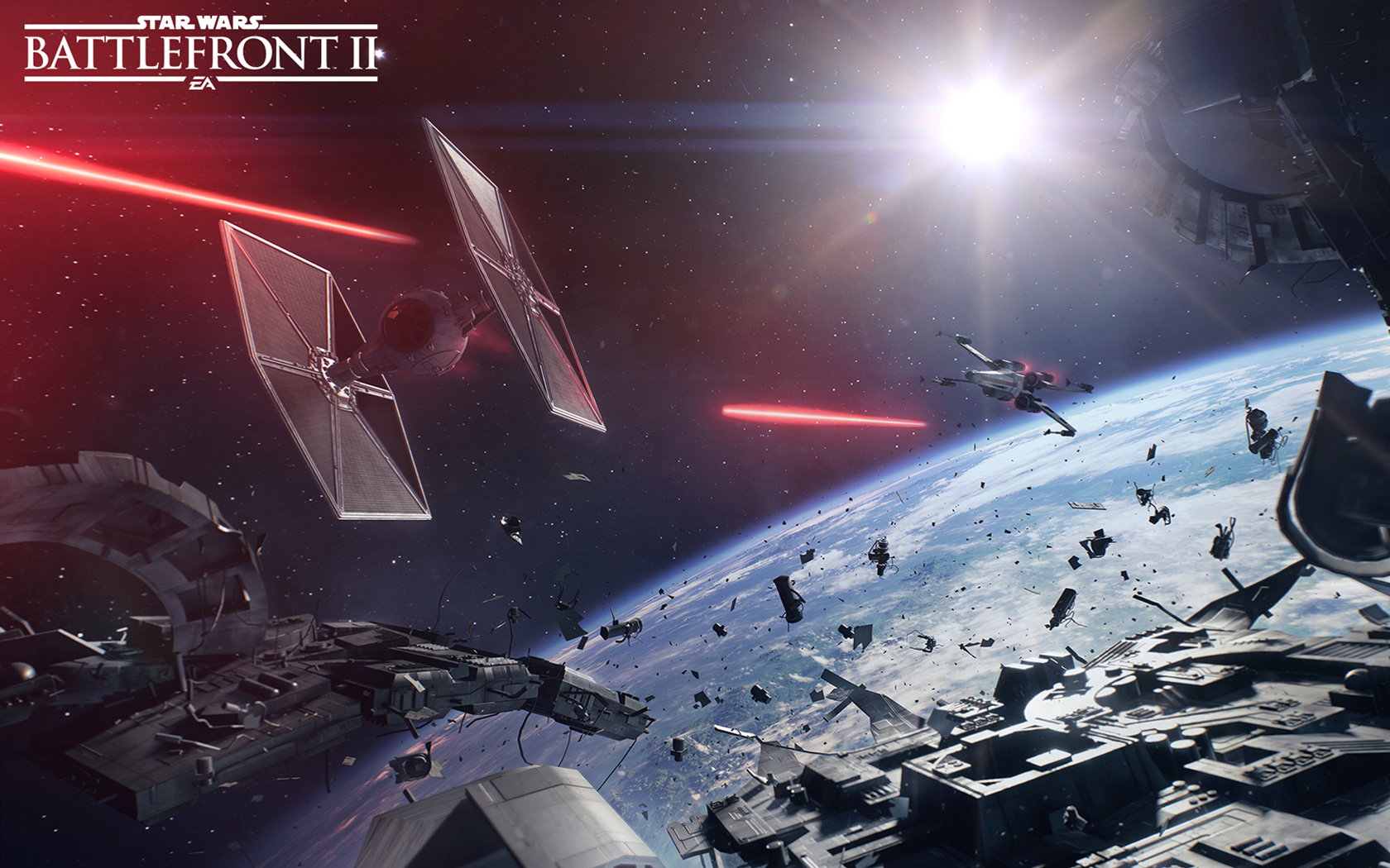 Star Wars: Battlefront II Wallpaper in 1680x1050