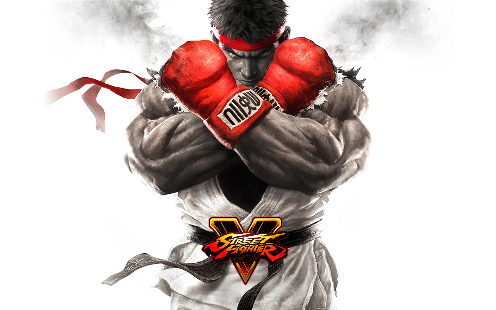 Free Street Fighter V Wallpaper in 1680x1050