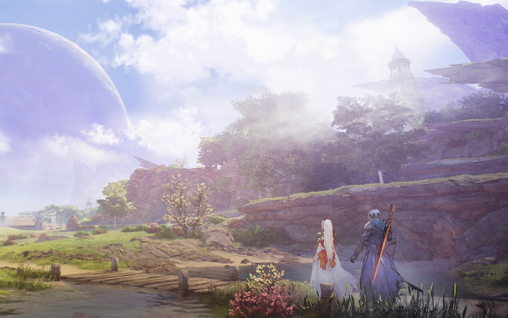Tales of Arise Wallpaper in 1680x1050
