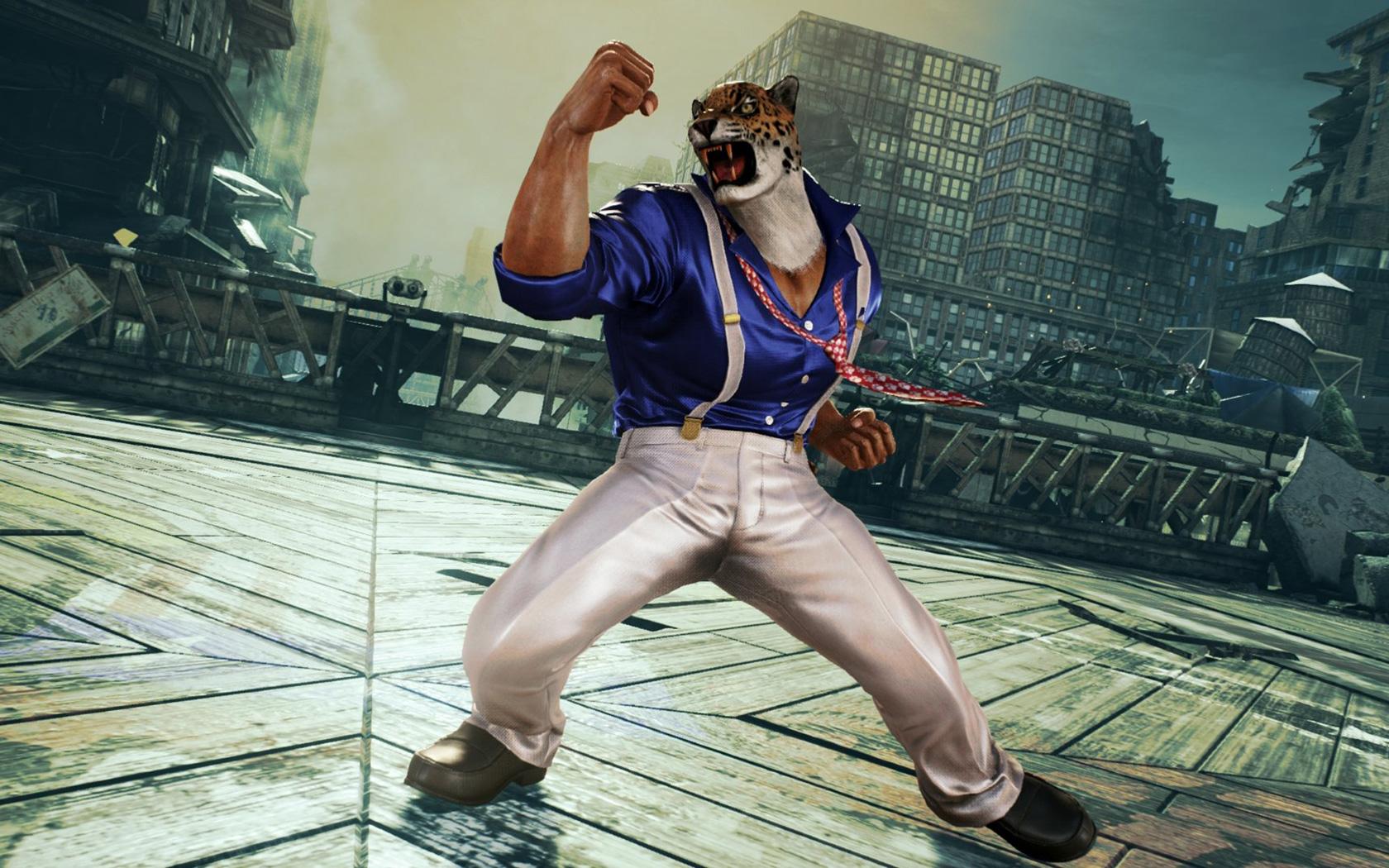 Free Tekken 7 Wallpaper in 1680x1050