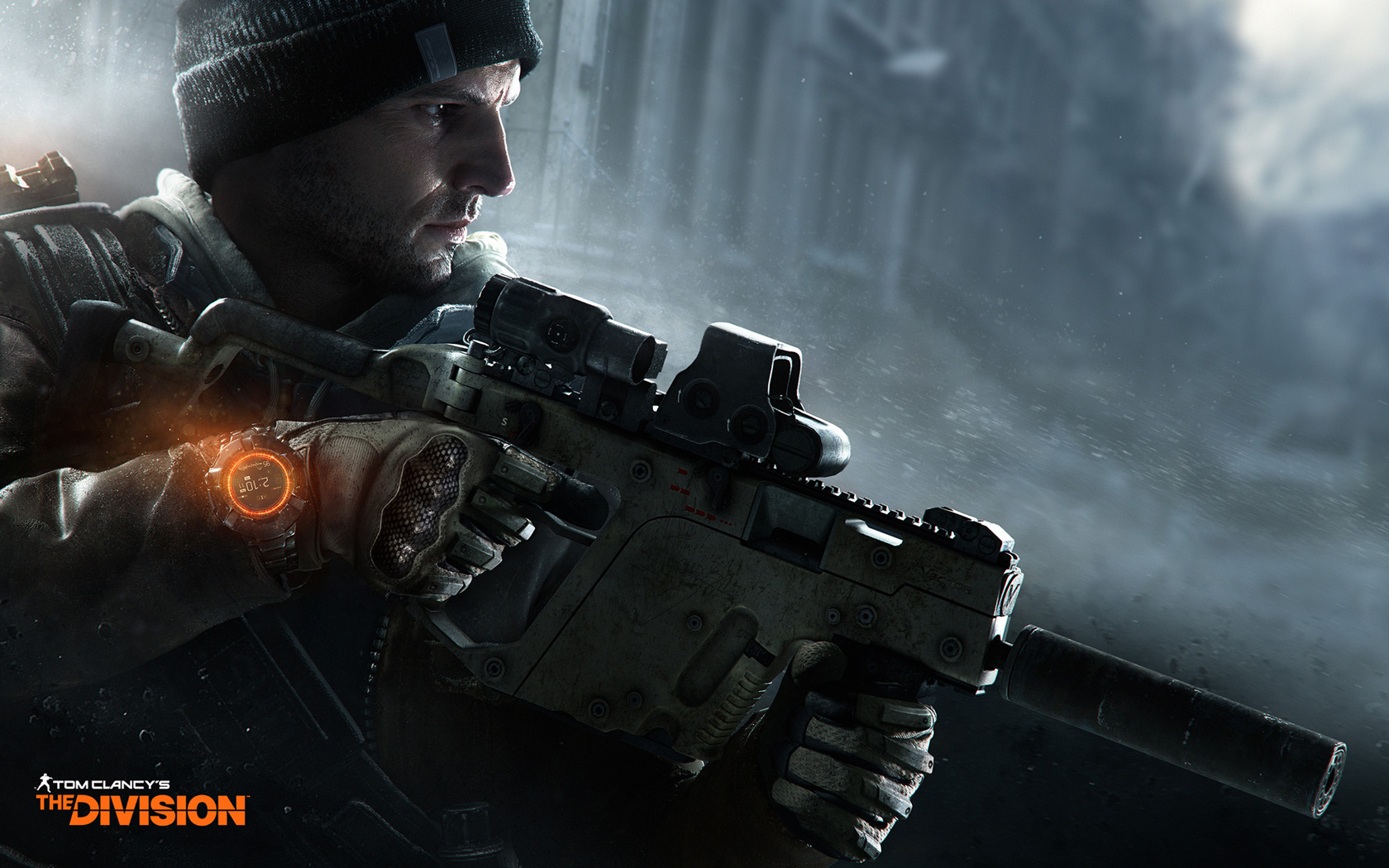 The Division Wallpaper in 1680x1050