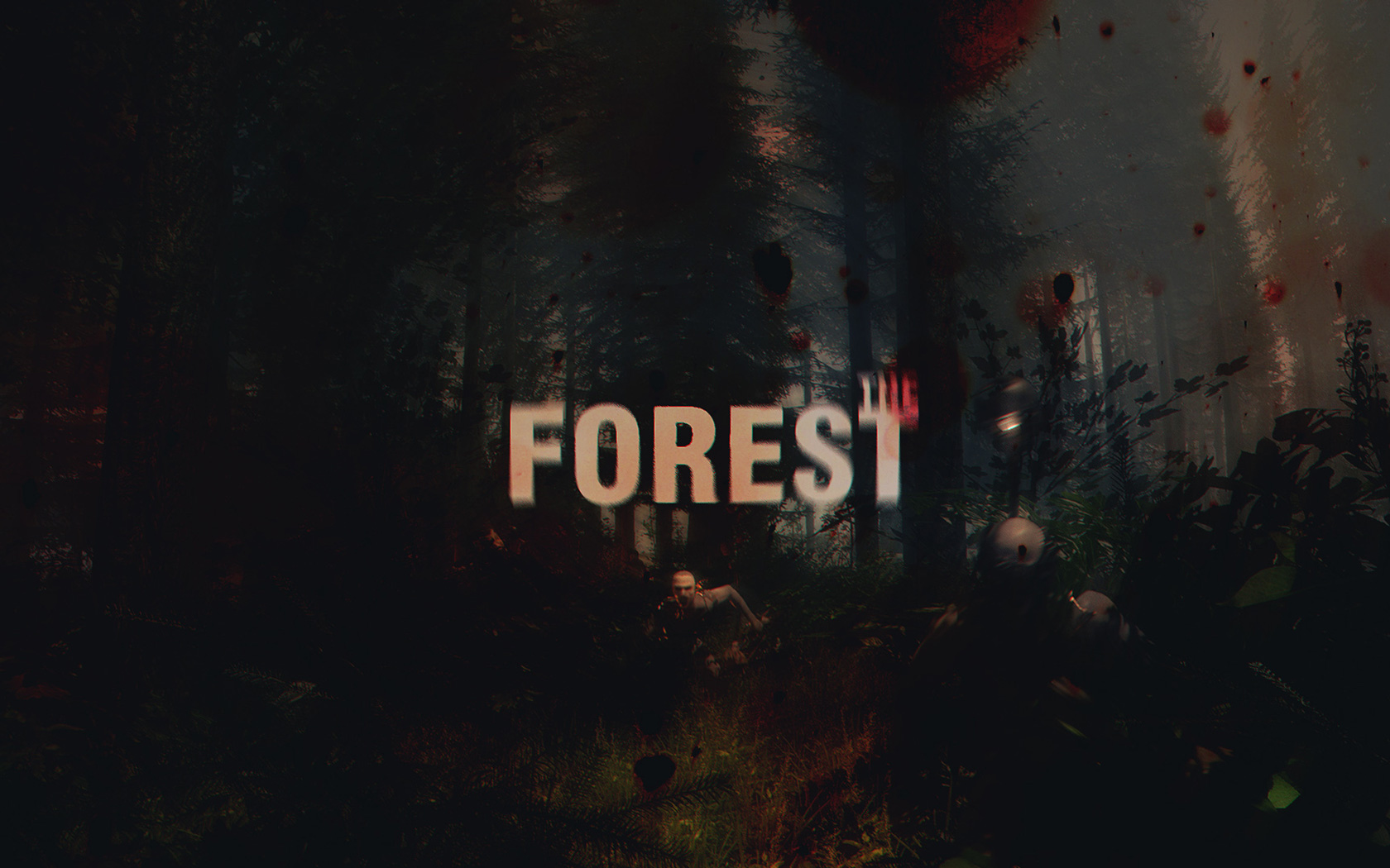 Free The Forest Wallpaper in 1680x1050