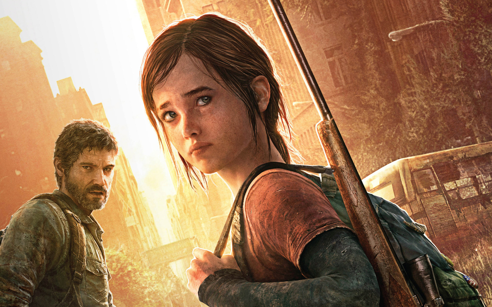 Free The Last of Us Wallpaper in 1680x1050