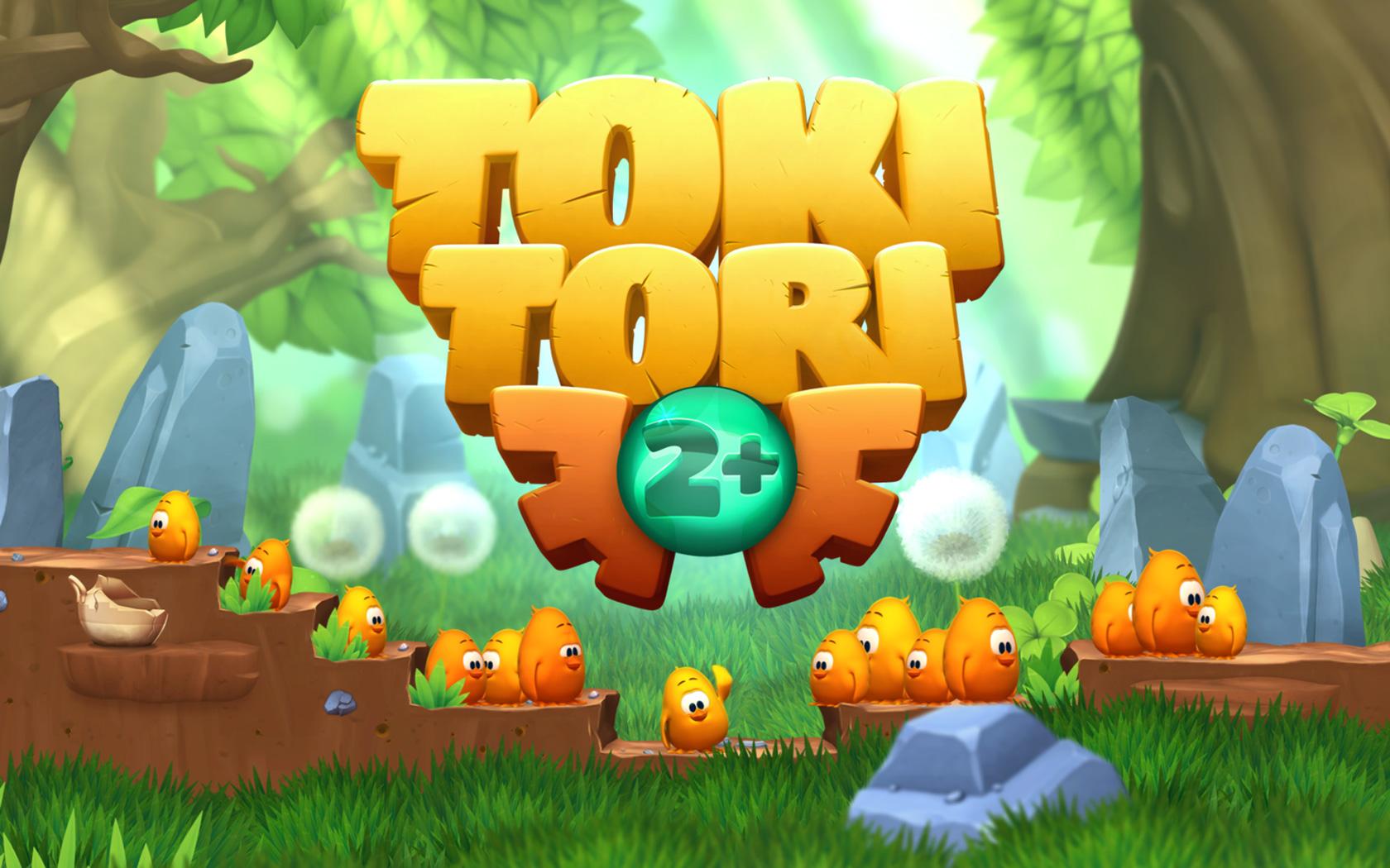 Free Toki Tori 2 Wallpaper in 1680x1050