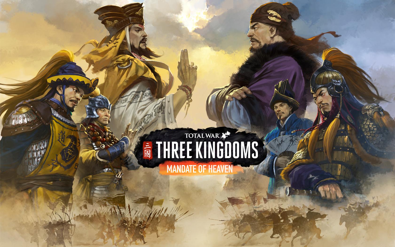 Free Total War: Three Kingdoms Wallpaper in 1680x1050