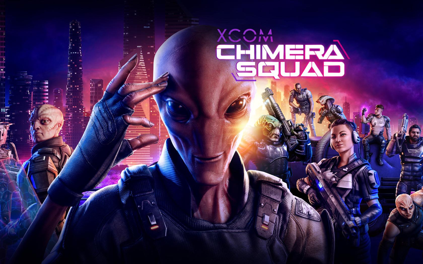 Free XCOM: Chimera Squad Wallpaper in 1680x1050