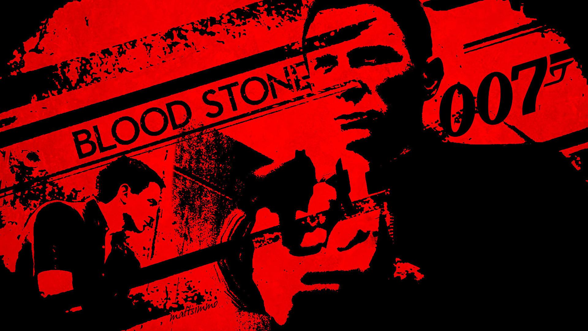 007: Blood Stone Wallpaper in 1920x1080