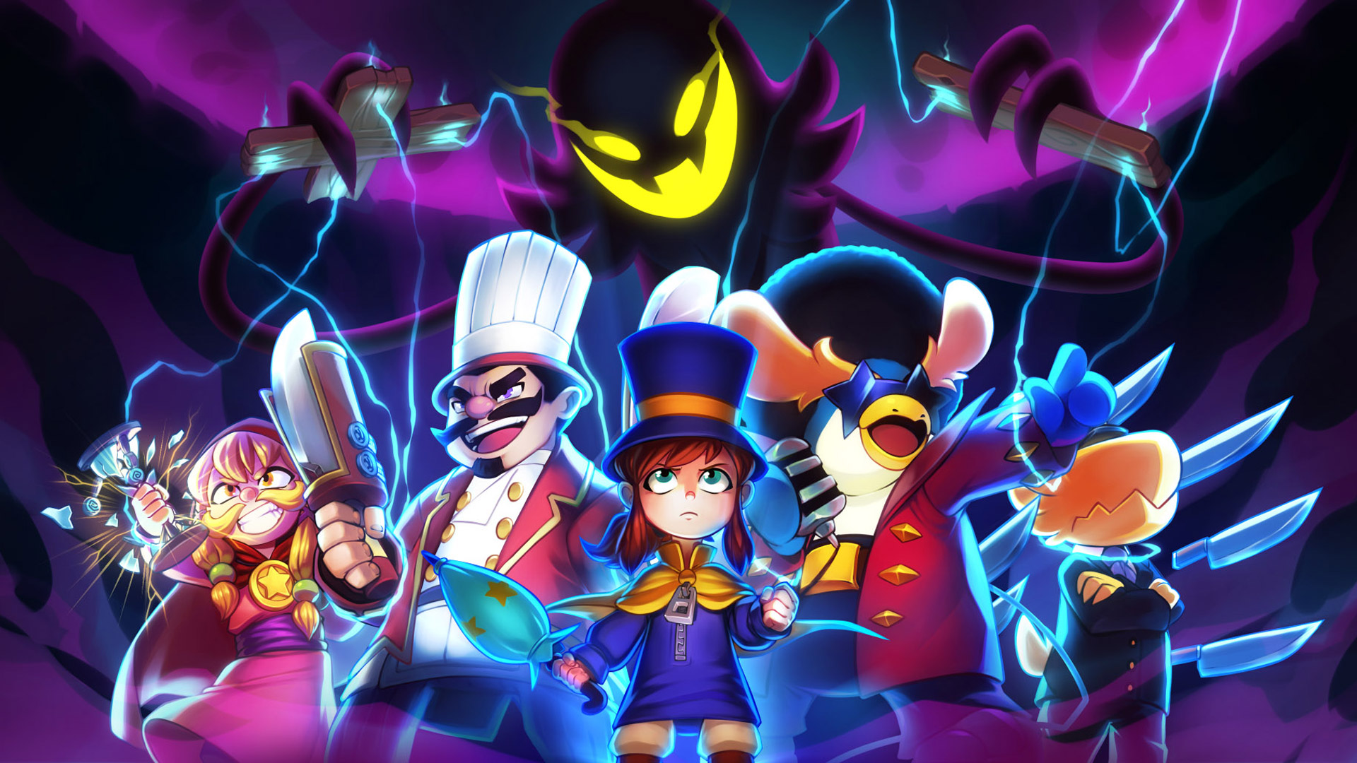 Free A Hat in Time Wallpaper in 1920x1080