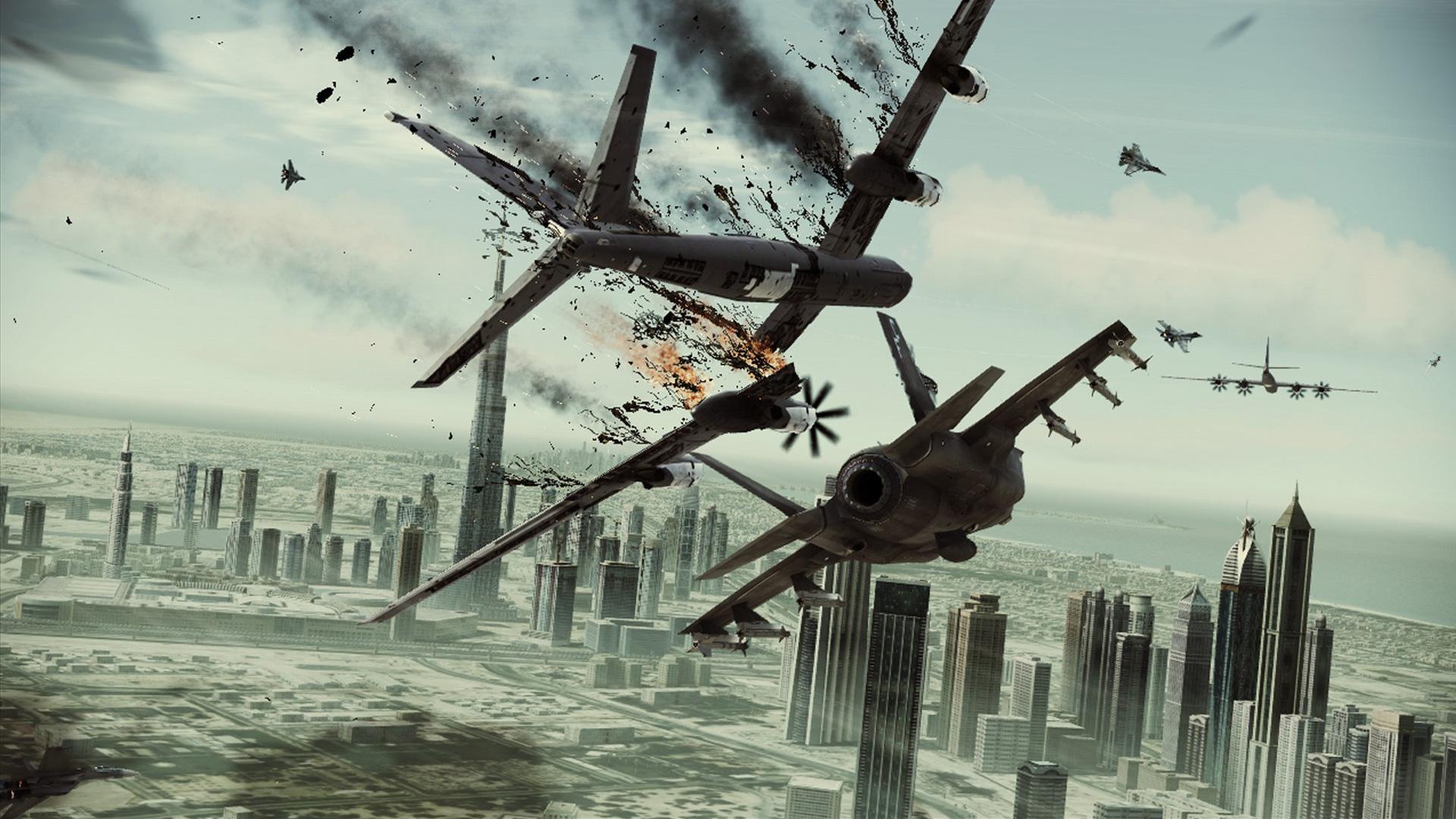 Ace Combat: Assault Horizon Wallpaper in 1920x1080