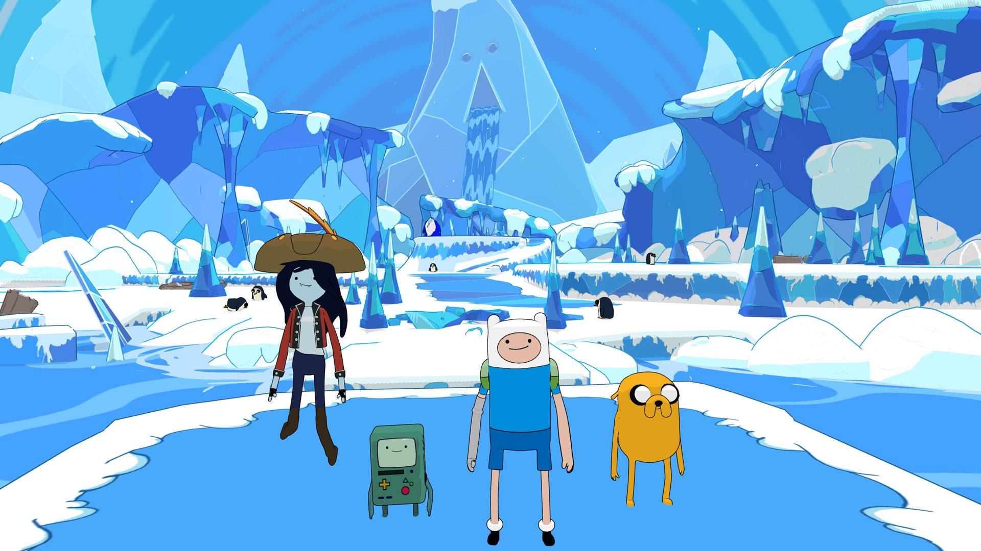 Adventure Time: Pirates of the Enchiridion Wallpaper in 1920x1080