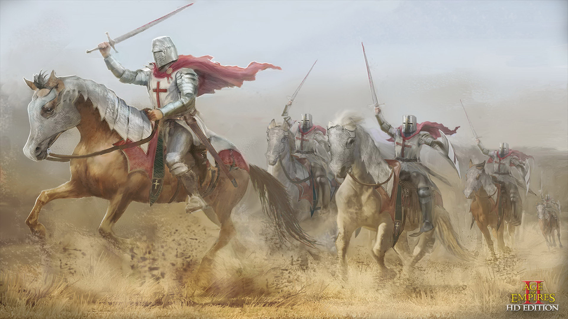 Free Age of Empires II Wallpaper in 1920x1080
