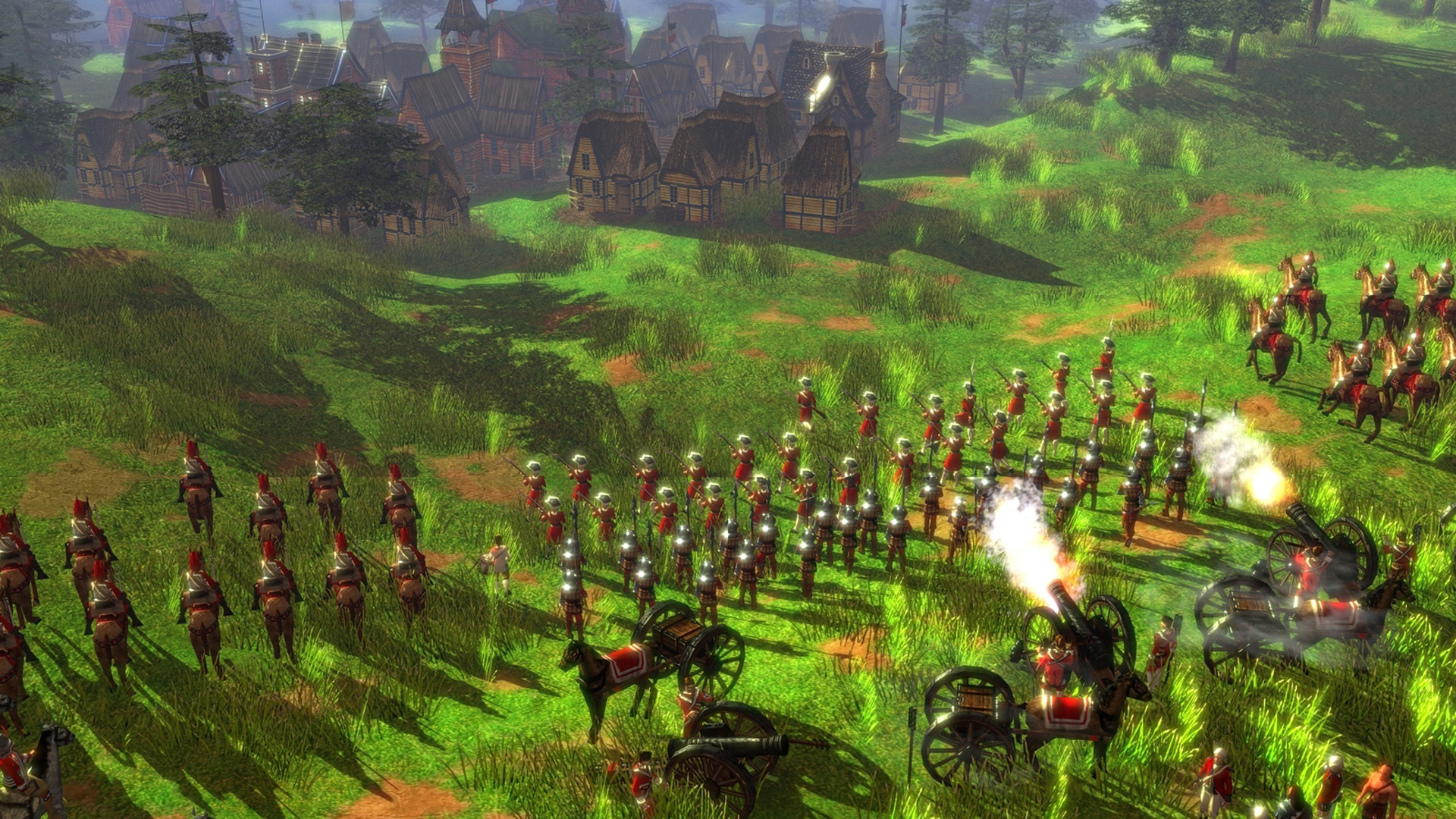 Free Age of Empires III Wallpaper in 1920x1080