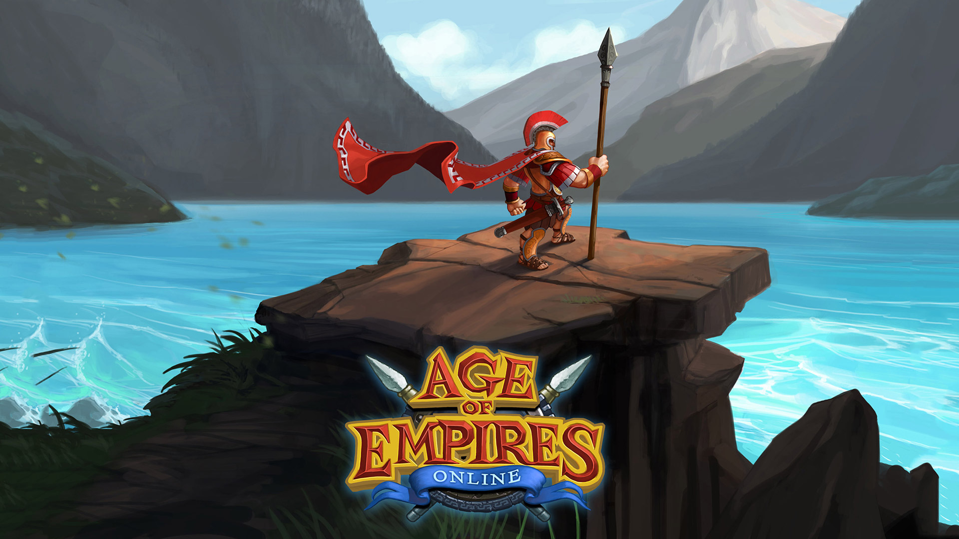 Free Age of Empires Online Wallpaper in 1920x1080