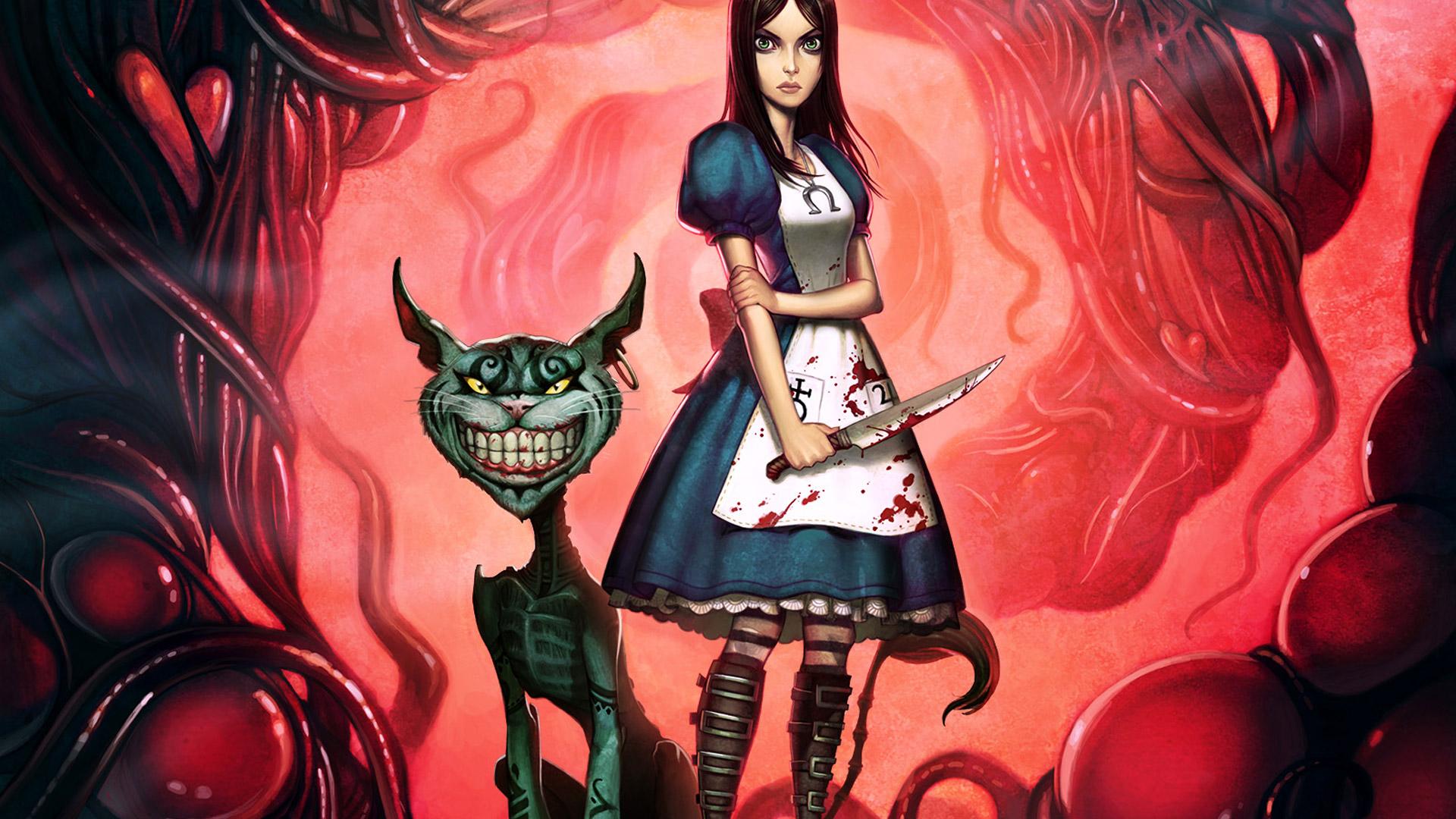 Alice: Madness Returns Wallpaper in 1920x1080