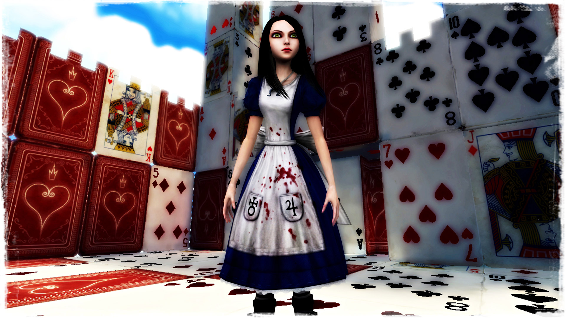 Free Alice: Madness Returns Wallpaper in 1920x1080