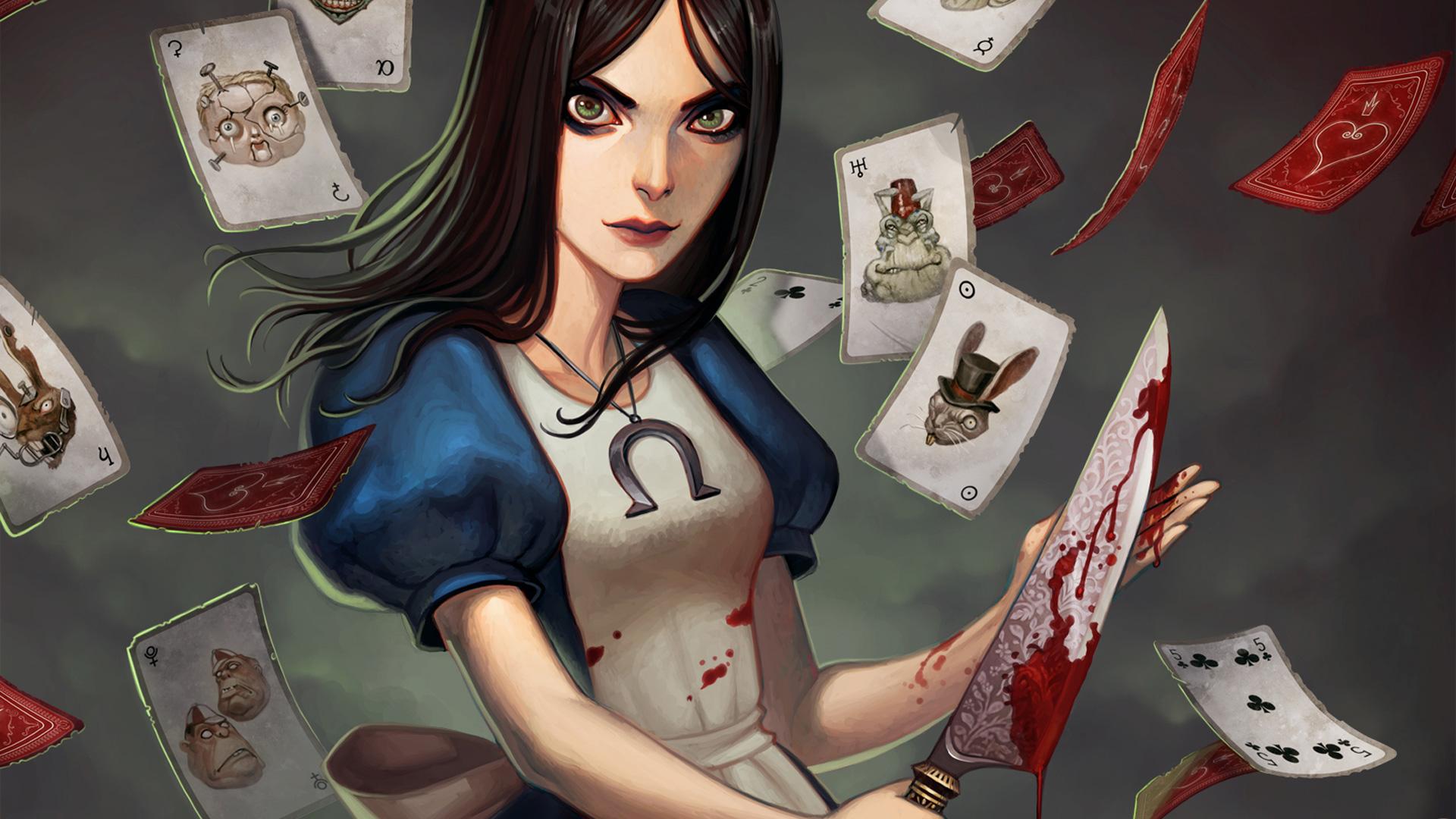 Free Alice: Madness Returns Wallpaper in 1920x1080