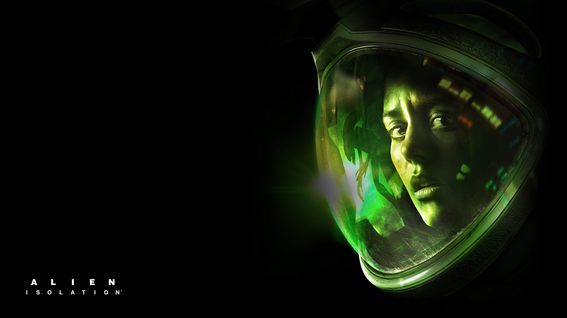 Alien Isolation Wallpaper in 1920x1080