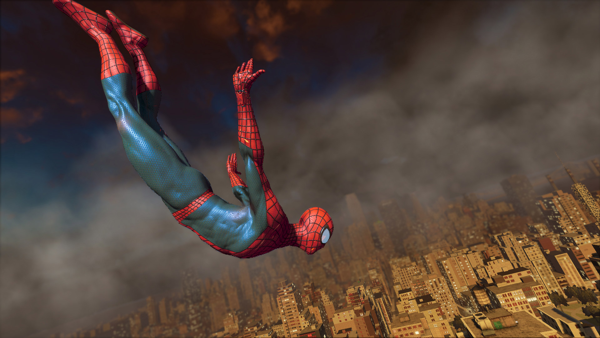 The Amazing Spider-Man 2 Wallpaper in 1920x1080