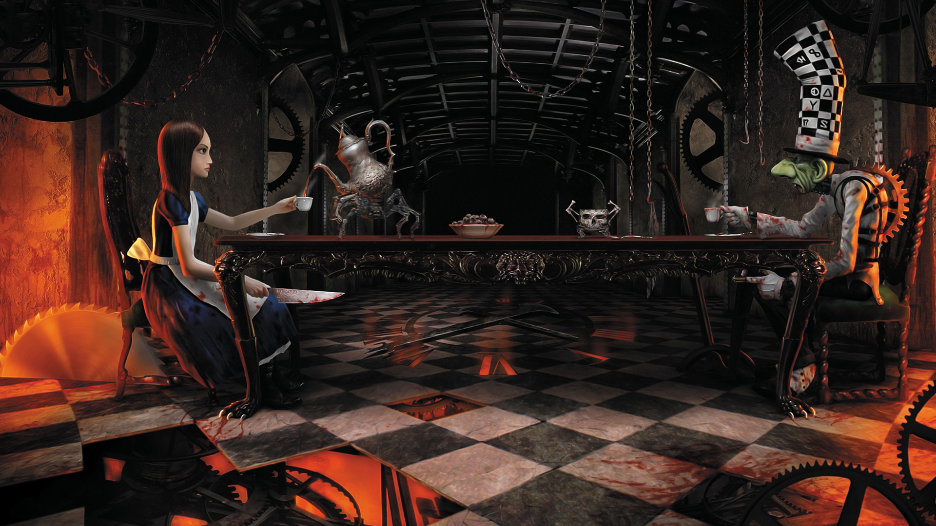 American McGee's Alice Wallpaper in 1920x1080